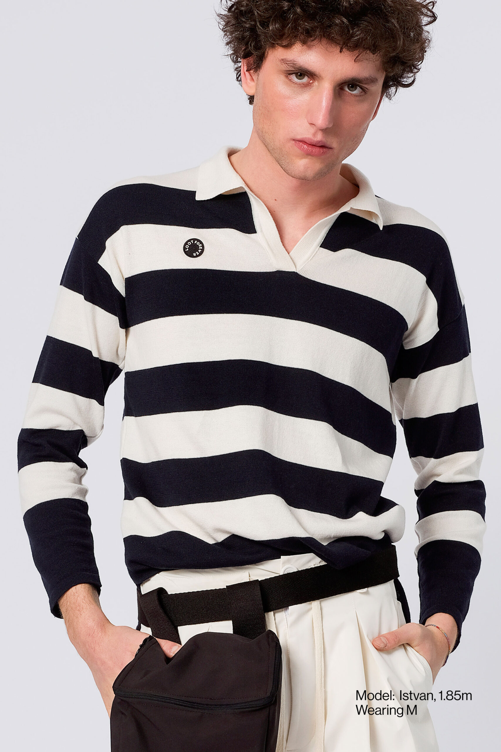 Model-Polo-Knit