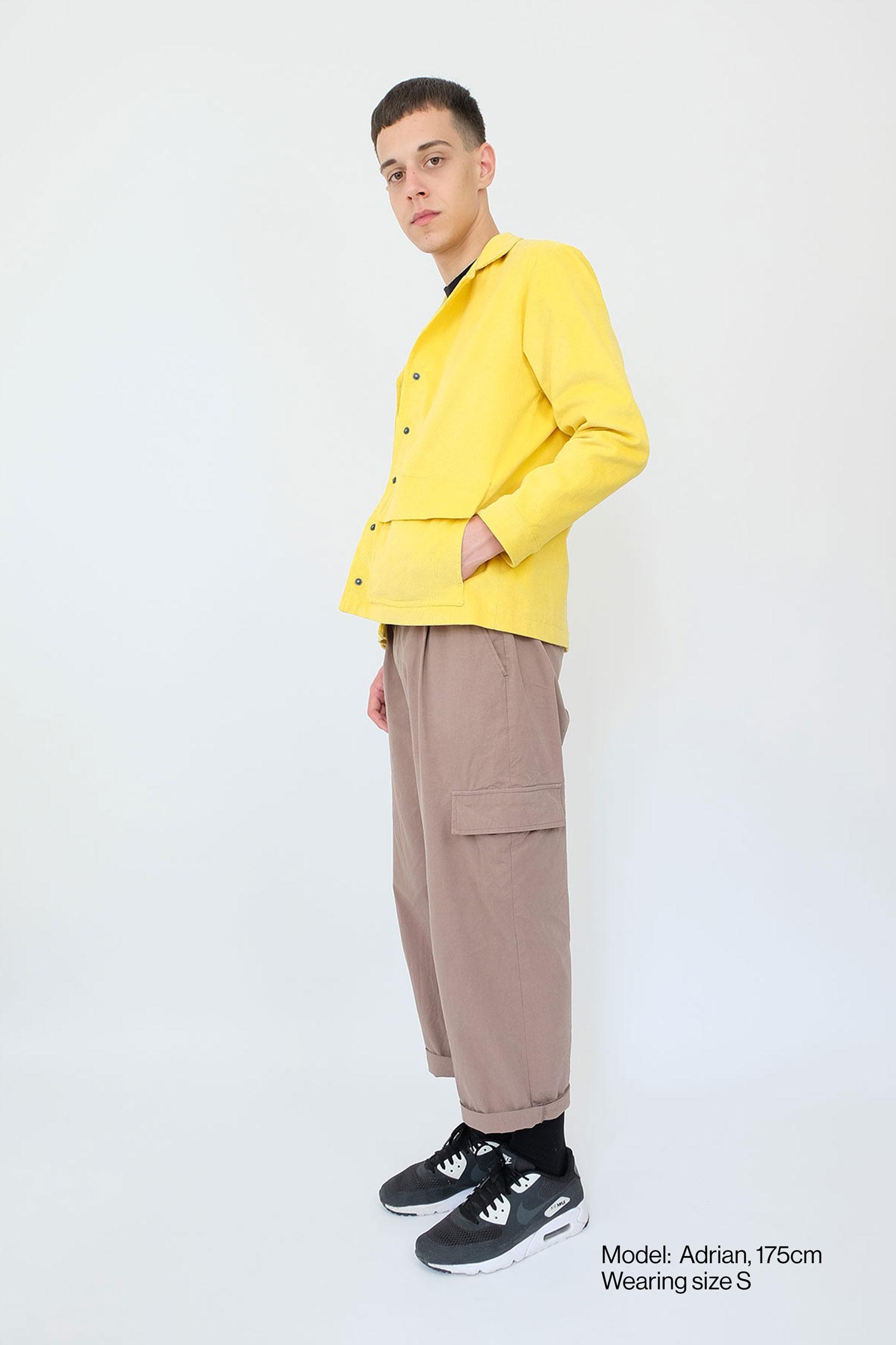 32-Yellow-Cord-Jacket-Model