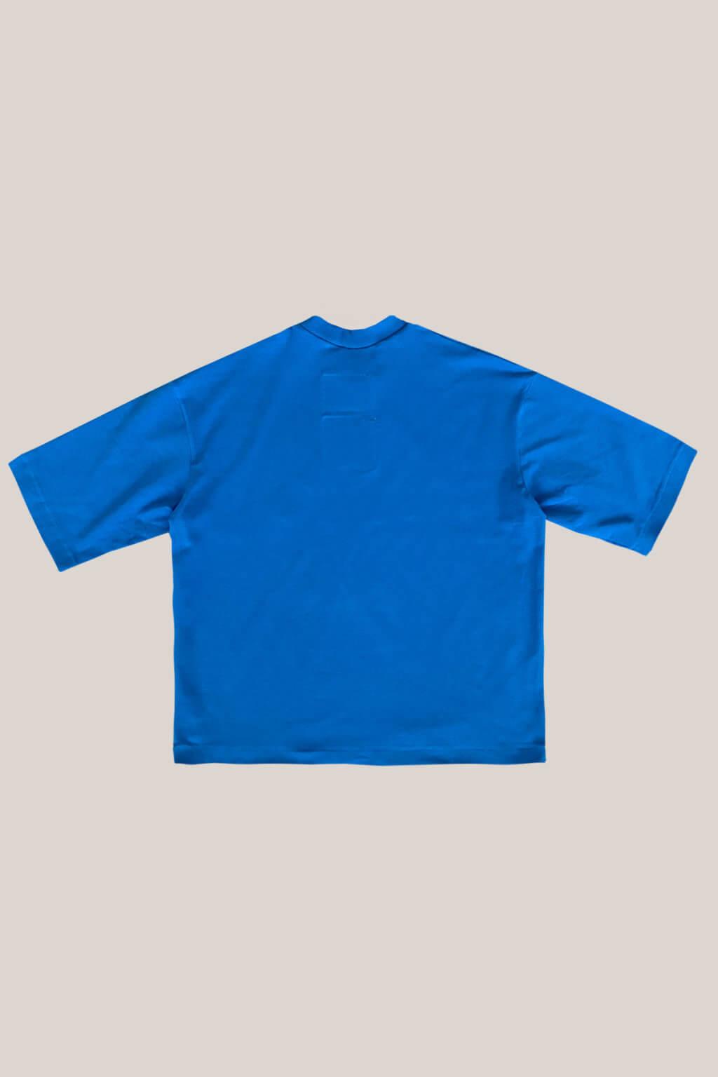 T-shirt-Blue-4